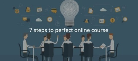 eLearning Hack: 7 steps to improve your online courses | Social Media Resources & e-learning | Scoop.it