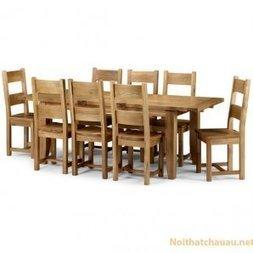Bộ Bàn Ăn gỗ sồi   Nội thất Châu Âu   EU Furniture Việt Nam   Scoop.it