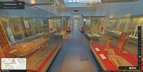 Walk through the British Museum without going to London | Augmented Reality and Language Learning | Scoop.it