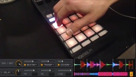 Creating One-Button FX Builds In Traktor | DJing | Scoop.it