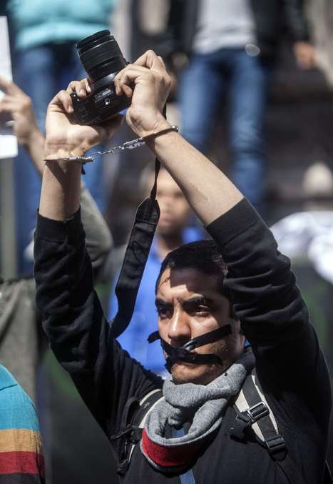 Detention, killing of journalists leads to increased self censorship: NGOs - Daily News Egypt | NGOs in Human Rights, Peace and Development | Scoop.it