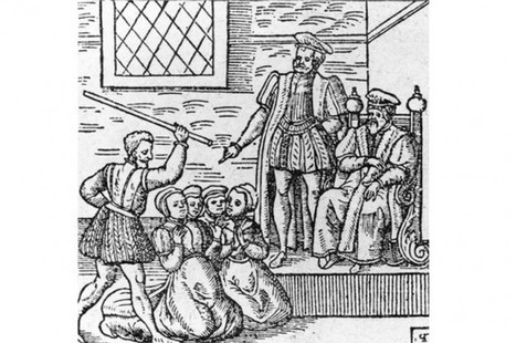 Shakespeare's Macbeth and King James's witch hunts | Pagan | Scoop.it