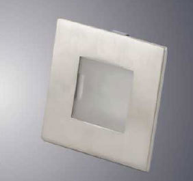Square-Flushed-Down-Light | inoxdecor | Scoop.it