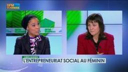 L'entrepreneuriat social au féminin dans Green Business - 31 mars 1/4 | Entrepreneurs sociaux | Scoop.it