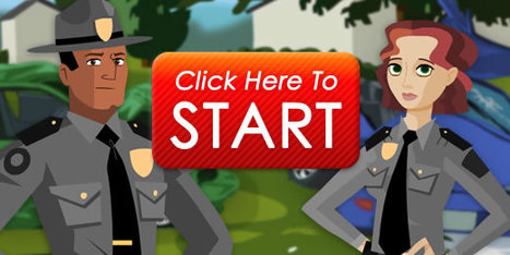 Edheads - Crash Scene Investigation - CSI - Forensic Science - Math | ENGLISH LANGUAGE FOR PRIMARY EDUCATION | Scoop.it