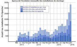Le stockage facilite l'intégration du photovoltaïque au réseau électrique - L'Echo du Solaire | Energies Renouvelables | Scoop.it