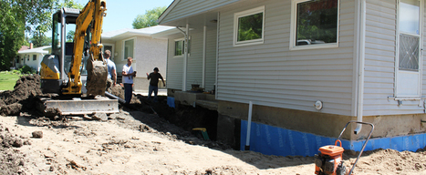 Water Drainage Solutions   Snow Removal Services In Hamilton   Scoop.it
