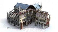 Découvrez, en 3D, l'histoire de Notre-Dame et de sa construction - France 3 Paris Ile-de-France | Evénements patrimoine | Scoop.it