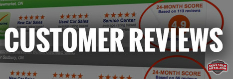 How To Manage Your Dealerships Online Reputation & Reviews ... | Auto Dealer Reputation Management | Scoop.it