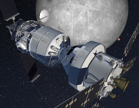 Planning the proving ground of cislunar space | The Space Review | Space matters | Scoop.it
