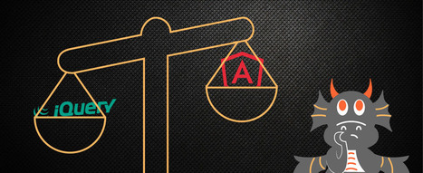 When is AngularJS Superior to jQuery? | Javalobby | javascript node.js | Scoop.it