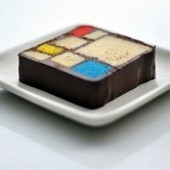 "Mondrian Cake, l'arte del dessert | ""Out of the Box"" 