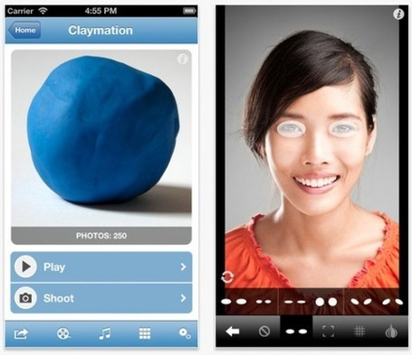 Create Stop Motion and Time Lapse Videos on Your iPad | iGeneration - 21st Century Education | Scoop.it