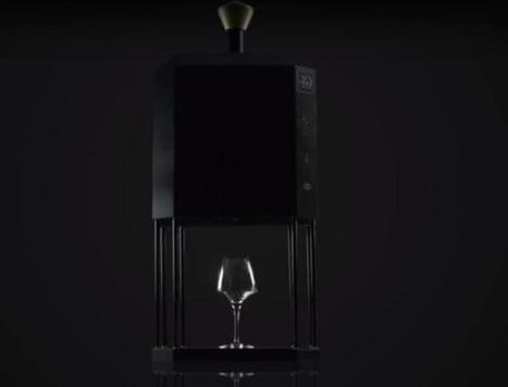 Voici «la machine Nespresso» pour le vin (vidéo) | Vin 2.0 | Scoop.it