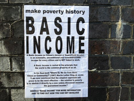 Ten Reasons to Support Basic Income - Basic Income UK | Local community (UK) | Scoop.it