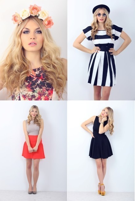 Paulina for Closet - Sapphires Model Management Blog | Model agency London | Scoop.it