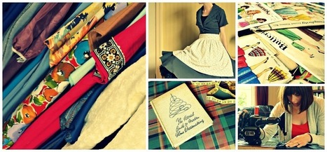 Lesley's Girls- Vintage Lifestyle and Fashion Blog: about us | Vintage Fashion | Scoop.it