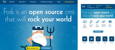 25 Examples of Brilliant Responsive Web Design | DAN | Scoop.it