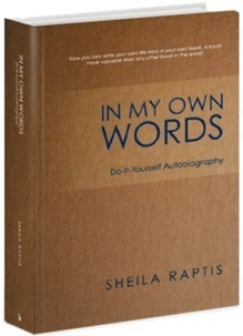 IN MY OWN WORDS: Do-It-Yourself Autobiography | Autobiography Book | Scoop.it