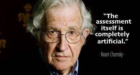 Noam Chomsky on the Dangers of Standardized Testing | Educating teachers in Esl-Efl | Scoop.it
