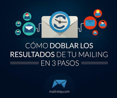 Cómo doblar los resultados de tu mailing en 3 pasos | AgenciaTAV - Asistencia Virtual | Scoop.it