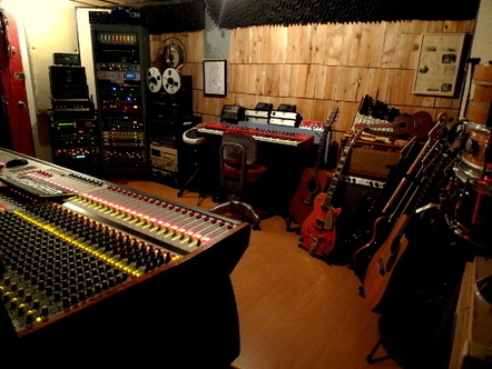 Recording Studio Sweet Spot: Four Foot Studios – Williamsburg ... | Luped Up Records | Scoop.it