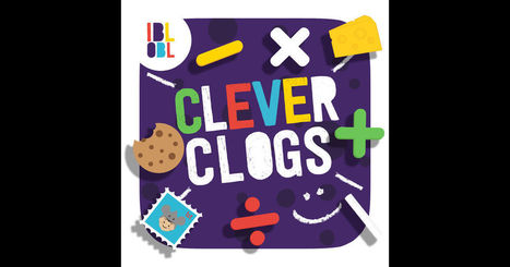 Ibbleobble Clever clogs - Learn words and numbers on the App Store | Apps for Tap-Swipe-Pinch | Scoop.it