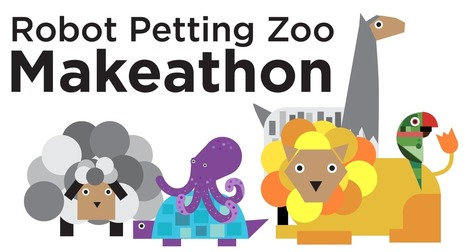 Makeathon and Petting Zoo | Hummingbird Robotics Kit | Robotics in Manufacturing Today | Scoop.it