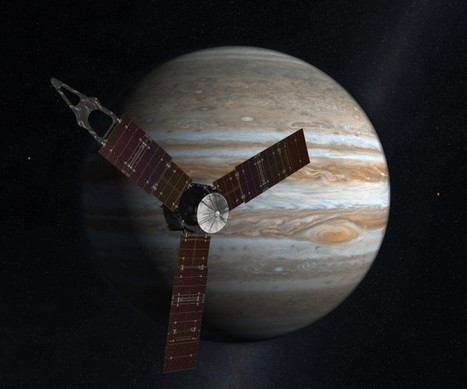 Il Grande Carro fotografato dalla sonda Juno durante il suo viaggio verso Giove. | astronotizie | Scoop.it