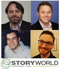 Monetizing Cross-Platform Storytelling | Digital Book World | Tracking Transmedia | Scoop.it
