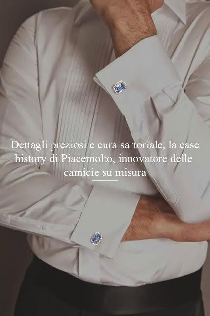Dettagli preziosi e cura sartoriale, la case history di Piacemolto, innovatore delle camicie su misura | Blog Dario Ramerini .it | Camicie uomo su misura....consigli, curiosità e molto altro | Scoop.it