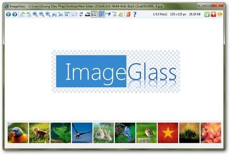 Visualizza e Modifica le Immagini su Windows: ImageGlass   Editare Immagini   Scoop.it