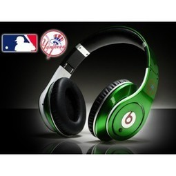 Monster Beats By Dr Dre New York Yankees Studio Headphones MB81 | beats by dre new york yankees | Scoop.it