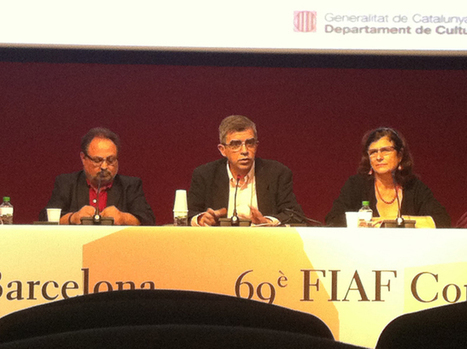 MoMA   FIAF Congress 2013: A Visit to Barcelona's Filmoteca de Cataluyna   Preserve and Share Home Movies   Scoop.it