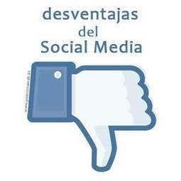 PosicionaWeb.es - Las desventajas del Social Media   Sobre Redes Sociales   Scoop.it
