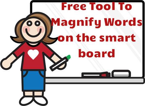 Interactive Word Wall Activities   Smart board Activities   Readyteacher.com   SMART Board Integration   Scoop.it