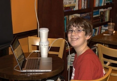 This 12-year-old kid learned to code on Codecademy, built 5 apps, and is speaking at SXSW | Computer Literacy | Scoop.it