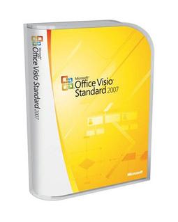 Microsoft Visio 2007 Standard Upgrade Retail Box Version | software lorelei loves | Scoop.it