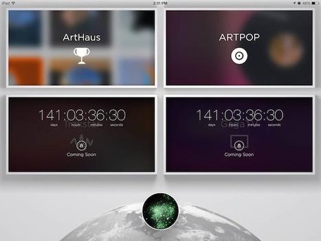 Lady Gaga's 'ARTPOP' Release Includes App and Flying Dress... | Business & Technologie de la musique | Scoop.it