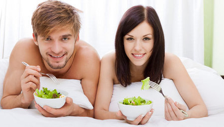"Want to improve your sex life? Eat this, not that (""must-read for male adults & seniors"") 