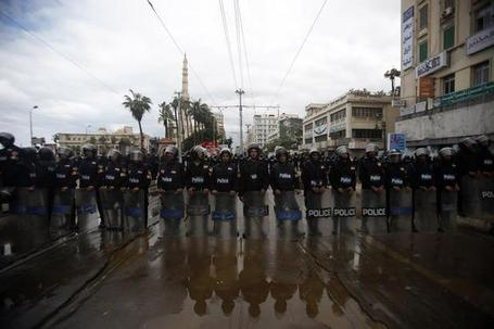 396 injured police since Egypt violence erupted | Égypte-actualités | Scoop.it