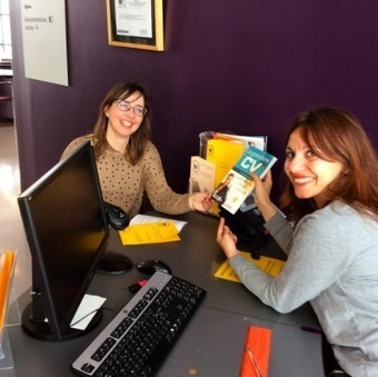 Médiation emploi à la bibliothèque | Gazette du numérique | Scoop.it