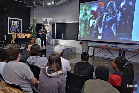 Créer un jeu vidéo pour s'accrocher à l'école   Patricia Cloutier   Éducation   Médias, numériques, infographies, audio, techno...   Scoop.it