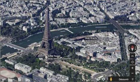 Le best of des astuces de Google Maps | TICE, Web 2.0, logiciels libres | Scoop.it