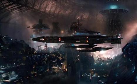 VIDEO. «Jupiter Ascending», le space opera des créateurs de «Matrix», se dévoile   Jupiter Ascending - TV & Web Coverage   Scoop.it
