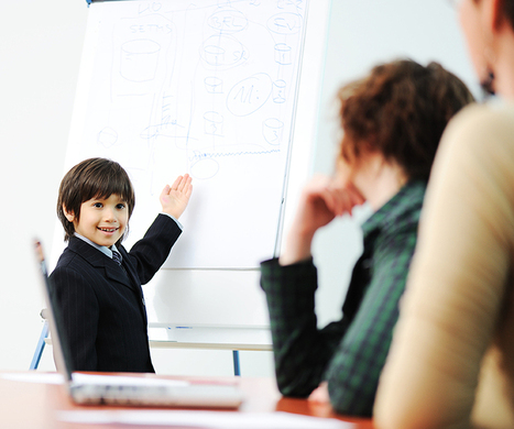 Will Your Kids Be High-Performers In The Workplace? - Forbes | Young Makers | Scoop.it