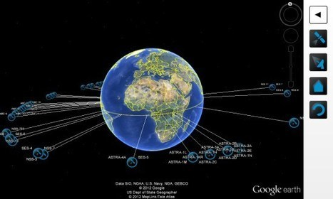 Viewing satellites with Google Earth | OpenSource Geo & Geoweb News | Scoop.it