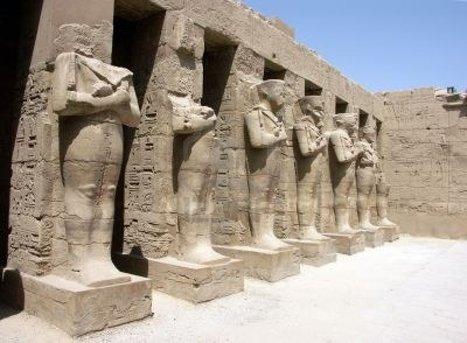 Karnak, la ciudad de Amón   Simbolismos mítiticos: Egipto   Scoop.it