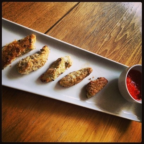 .@sophielouise90 | Homemade Chicken goujans and sweet chilli sauce | Feeds | Scoop.it