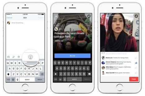 Facebook Unlocks Livestream Marketing Stunts from Verified Pages | TechCrunch | Enterpreneurship | Scoop.it